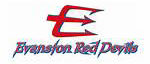 Evanston Red Devil News Logo
